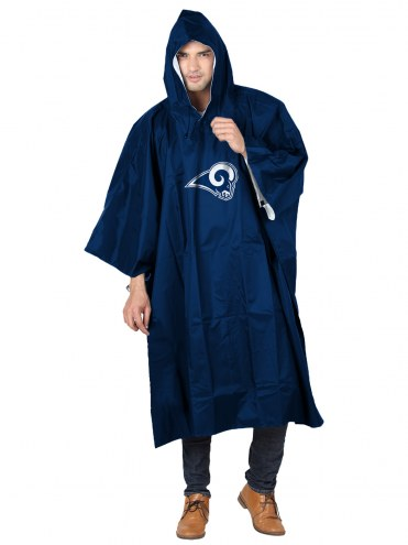 Los Angeles Rams Rain Poncho