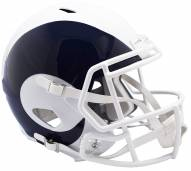 Los Angeles Rams Riddell AMP Collectible Full Size Helmet