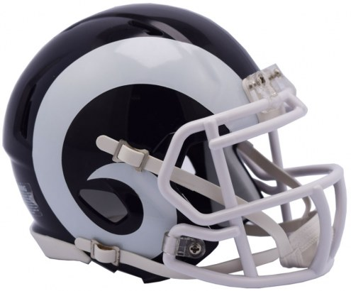 Los Angeles Rams Riddell Speed Mini Collectible Football Helmet
