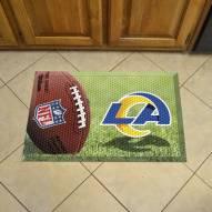Los Angeles Rams Scraper Door Mat