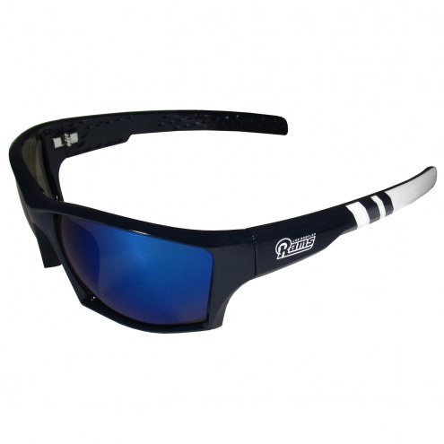 Los Angeles Rams Edge Wrap Sunglasses
