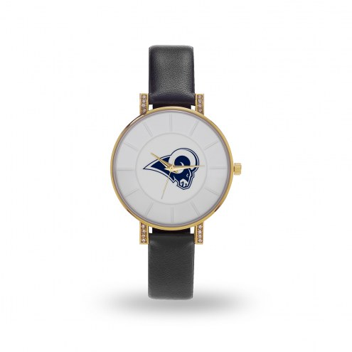 Los Angeles Rams Sparo Women's Lunar Watch