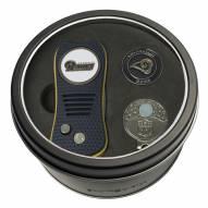 Los Angeles Rams Switchfix Golf Divot Tool, Hat Clip, & Ball Marker