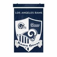 Los Angeles Rams Team Shield Banner