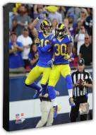 Los Angeles Rams Todd Gurley & Cooper Kupp Action Photo