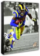 Los Angeles Rams Todd Gurley Spotlight Action Photo