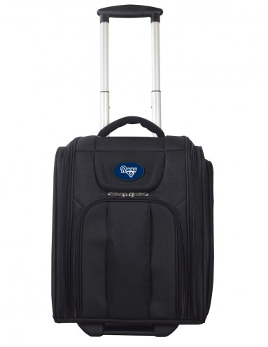 Los Angeles Rams Wheeled Business Tote Laptop Bag