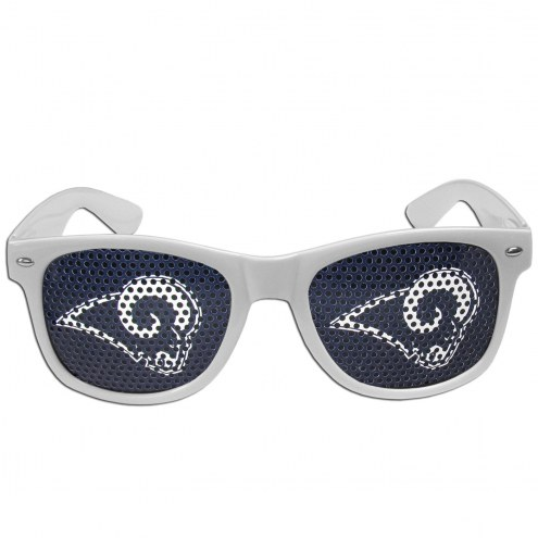 Los Angeles Rams White Game Day Shades