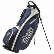 Los Angeles Rams Wilson NFL Carry Golf Bag
