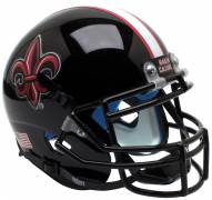 Louisiana Lafayette Ragin' Cajuns Alternate 1 Schutt Mini Football Helmet