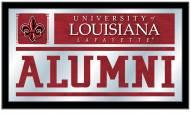 Louisiana Lafayette Ragin' Cajuns Alumni Mirror