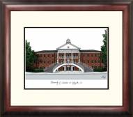 Louisiana Lafayette Ragin' Cajuns Alumnus Framed Lithograph