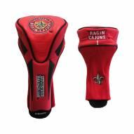 Louisiana Lafayette Ragin' Cajuns Apex Golf Driver Headcover