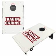 Louisiana Lafayette Ragin' Cajuns Baggo Bean Bag Toss