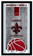 Louisiana Lafayette Ragin' Cajuns Basketball Mirror