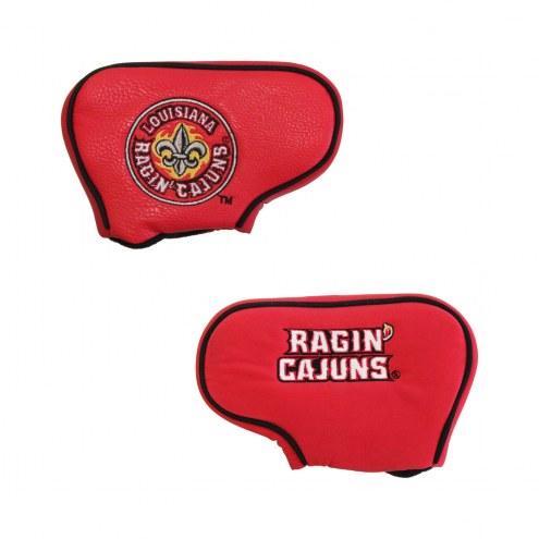 Louisiana Lafayette Ragin' Cajuns Blade Putter Headcover