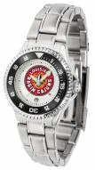 Louisiana Lafayette Ragin' Cajuns Competitor Steel Women's Watch