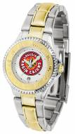 Louisiana Lafayette Ragin' Cajuns Competitor Two-Tone Women's Watch