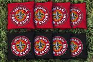 Louisiana Lafayette Ragin' Cajuns Cornhole Bag Set