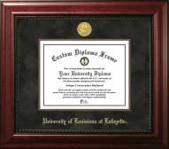 Louisiana Lafayette Ragin' Cajuns Executive Diploma Frame