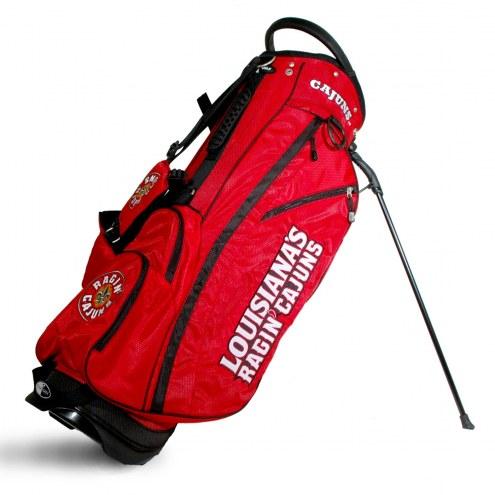Louisiana Lafayette Ragin' Cajuns Fairway Golf Carry Bag