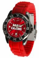 Louisiana Lafayette Ragin' Cajuns FantomSport AC AnoChrome Men's Watch