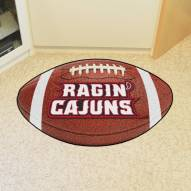 Louisiana Lafayette Ragin' Cajuns Football Floor Mat