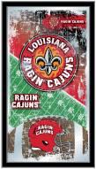 Louisiana Lafayette Ragin' Cajuns Football Mirror