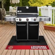 Louisiana Lafayette Ragin' Cajuns Grill Mat