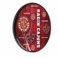 Louisiana Lafayette Ragin' Cajuns Digitally Printed Wood Sign