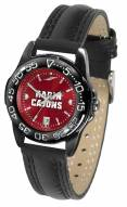 Louisiana Lafayette Ragin' Cajuns Ladies Fantom Bandit AnoChrome Watch