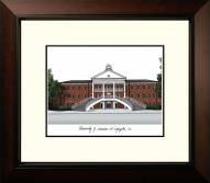 Louisiana Lafayette Ragin' Cajuns Legacy Alumnus Framed Lithograph
