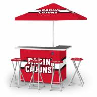 Louisiana Lafayette Ragin' Cajuns Pop Up Bar