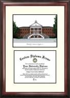 Louisiana Lafayette Ragin' Cajuns Scholar Diploma Frame