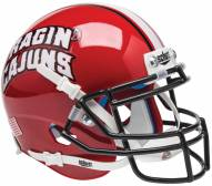 Louisiana Lafayette Ragin' Cajuns Schutt XP Authentic Full Size Football Helmet