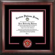 Louisiana Lafayette Ragin' Cajuns Spirit Diploma Frame