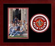 Louisiana Lafayette Ragin' Cajuns Spirit Horizontal Photo Frame