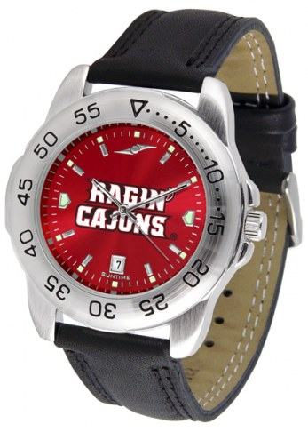 Louisiana Lafayette Ragin' Cajuns Sport AnoChrome Men's Watch