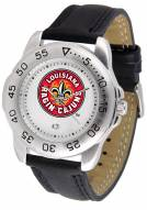 Louisiana Lafayette Ragin' Cajuns Sport Men's Watch