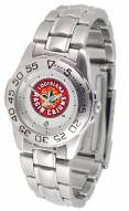 Louisiana Lafayette Ragin' Cajuns Sport Steel Women's Watch