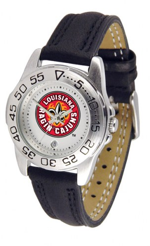 Louisiana Lafayette Ragin' Cajuns Sport Women's Watch