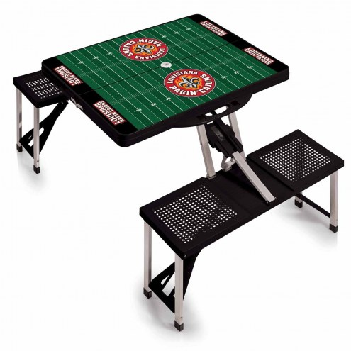 Louisiana Lafayette Ragin' Cajuns Sports Folding Picnic Table