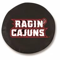 Louisiana Lafayette Ragin' Cajuns Tire Cover