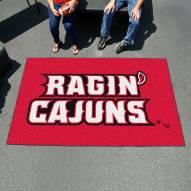 Louisiana Lafayette Ragin' Cajuns Ulti-Mat Area Rug