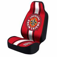 Louisiana Lafayette Ragin' Cajuns Universal Bucket Car Seat Cover