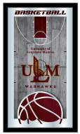 Louisiana-Monroe Warhawks Basketball Mirror