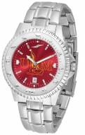 Louisiana-Monroe Warhawks Competitor Steel AnoChrome Men's Watch