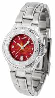 Louisiana-Monroe Warhawks Competitor Steel AnoChrome Women's Watch