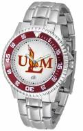 Louisiana-Monroe Warhawks Competitor Steel Men's Watch