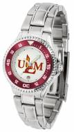 Louisiana-Monroe Warhawks Competitor Steel Women's Watch